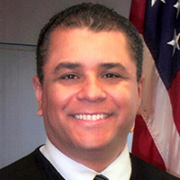 Circuit Judge Raul Zambrano ('84, '86, DB)
