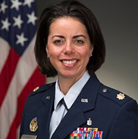 Lt. Col. Jaime R. Harvey ('12, WW)
