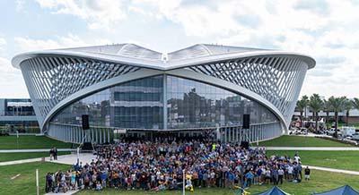 Embry-Riddle Office of Alumni Engagement - Homecoming